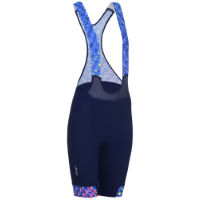 dhb Blok Speed Womens Bib Shorts - Velocity