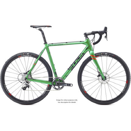 Fuji Altamira CX 1.3 Bike (2017)