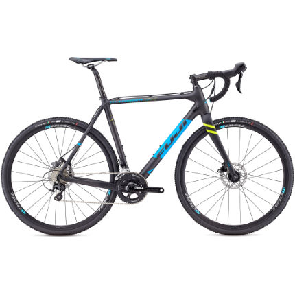 Fuji Altamira CX 1.5 Bike (2017)
