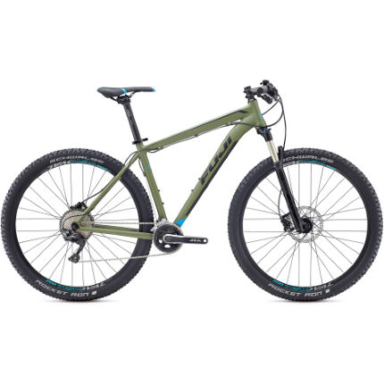 "Fuji Tahoe 29"" 1.3 Hardtail Bike"