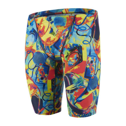 Speedo Blast Boom Allover V Jammer Badbyxor - Junior