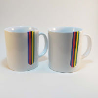 Cycling Souvenirs World Championship Mug (Set of 2) Multi One Size