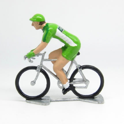 Cycling Souvenirs Mini Cyclist Ireland Jersey
