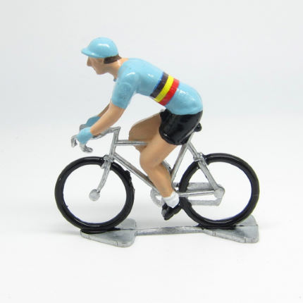Cycling Souvenirs Mini Cyclist Belgium Jersey