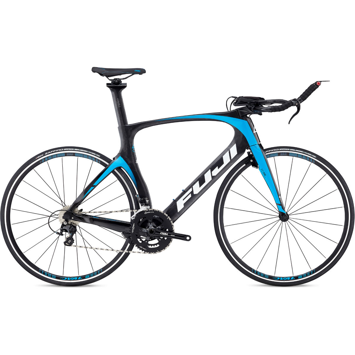Vélo de route Fuji Norcom Straight 2.3 (2018) - 55cm Stock Bike