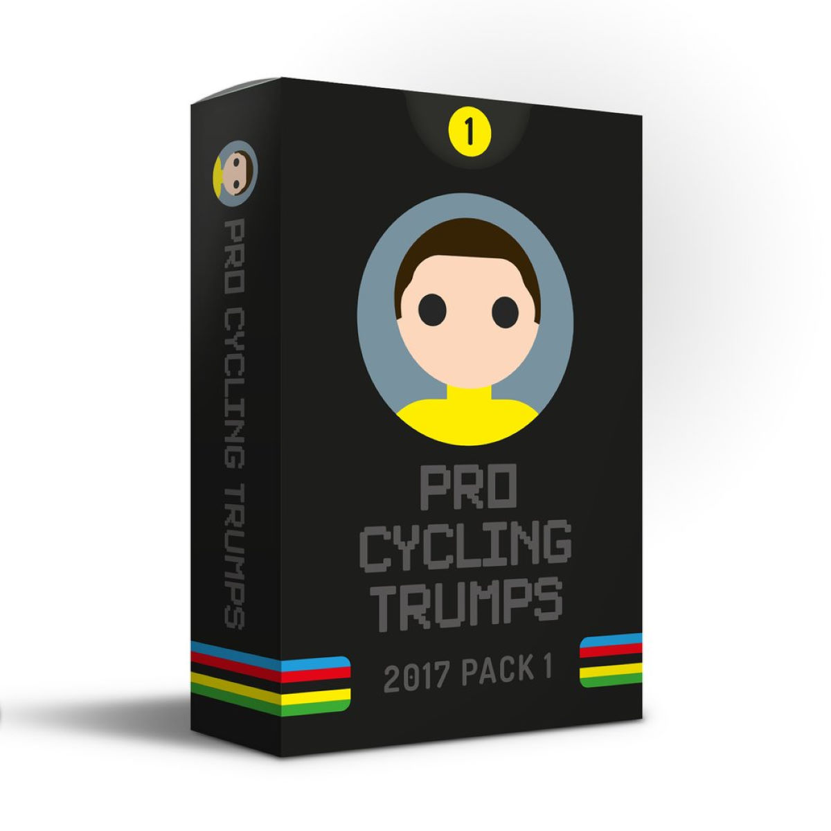 Pro Cycling Trumps 2017 Pack 1 - Regalos