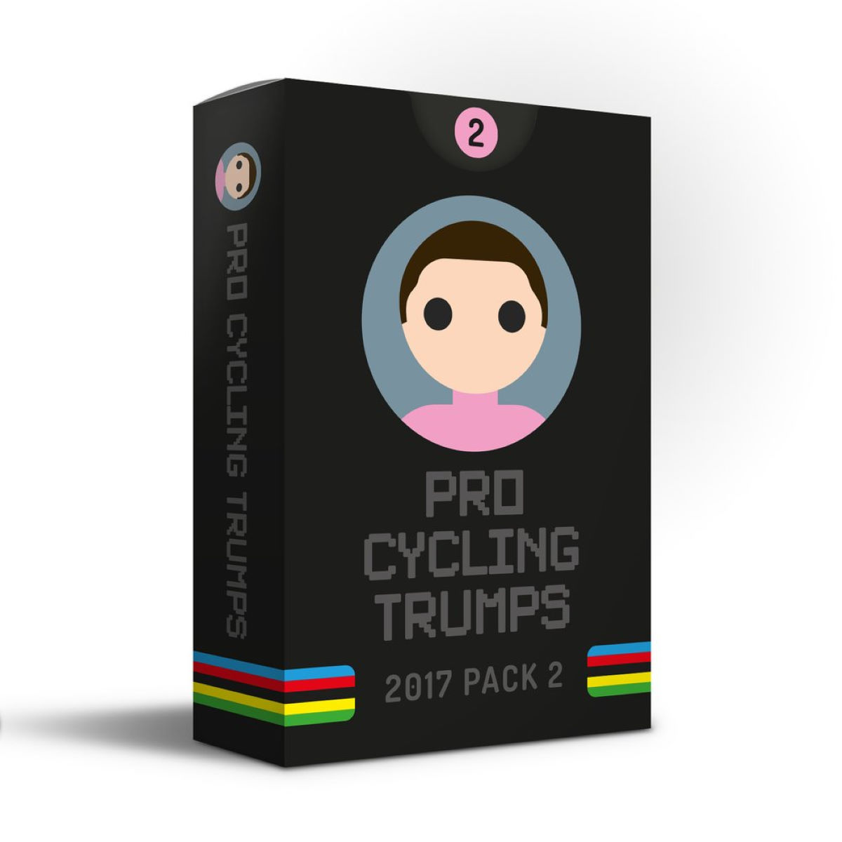 Pro Cycling Trumps 2017 Pack 2 - Regalos
