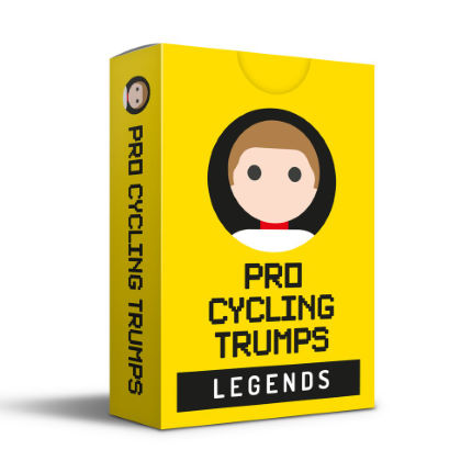 Pro Cycling Trumps Legends