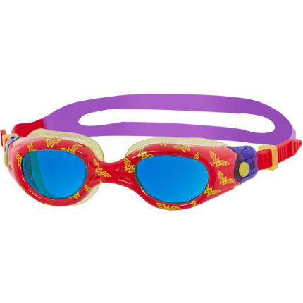 Zoggs Wonder Woman Kids Printed Goggles