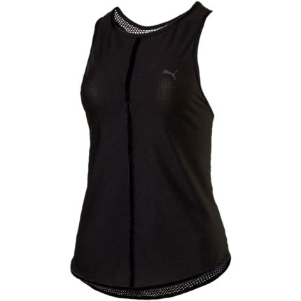 Puma Women's Explosive Mesh Tank Gym Top