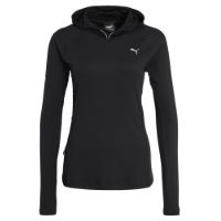 Puma - Womens Hooded Run Top
