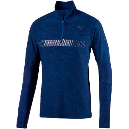 Puma Nightcat Long Sleeve Run Tee