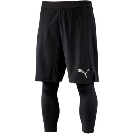 Puma Nitro Vent 2 in 1 Run Short