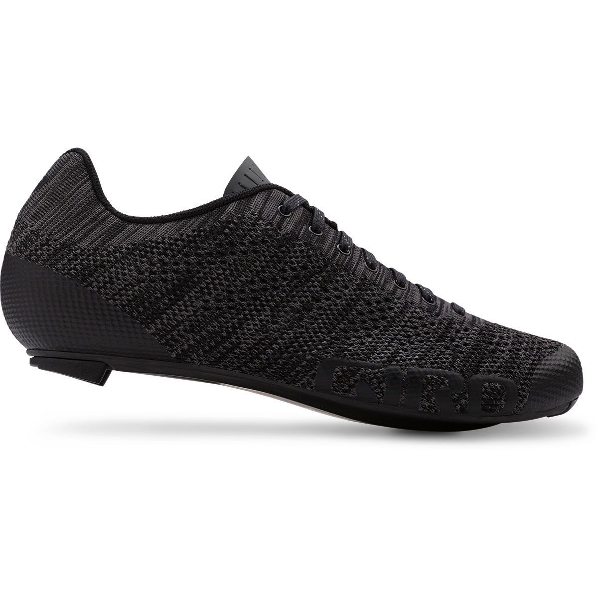 Chaussures de route Giro Empire E70 Knit - 40 Black/Charcoal Heath