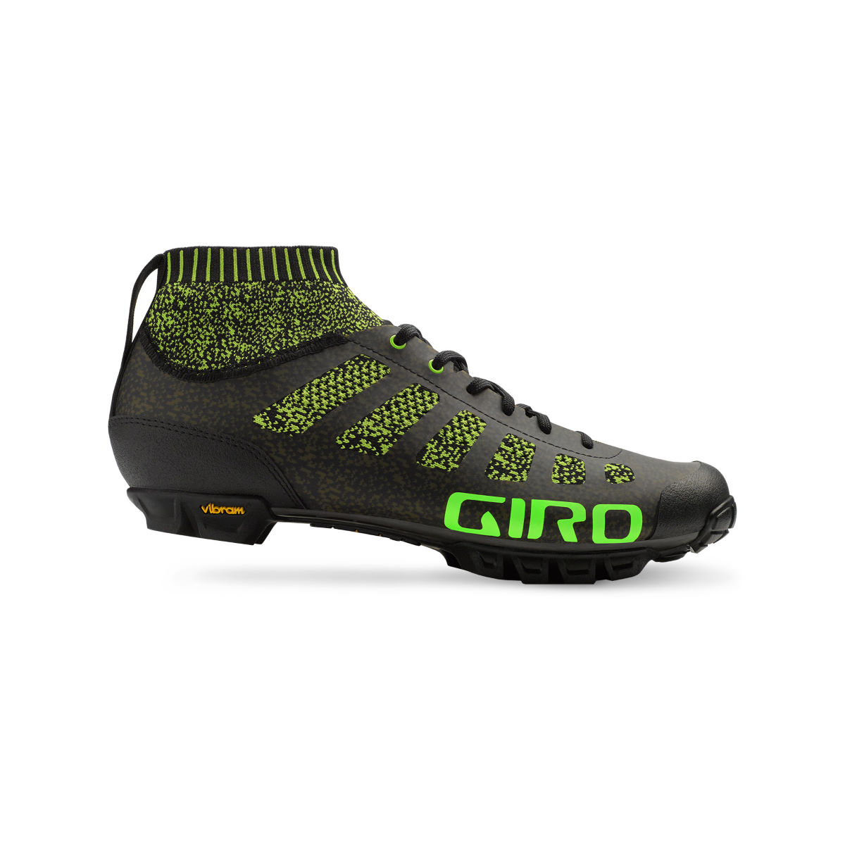 Chaussures VTT Giro Empire VR70 Knit - 43 Lime/Black