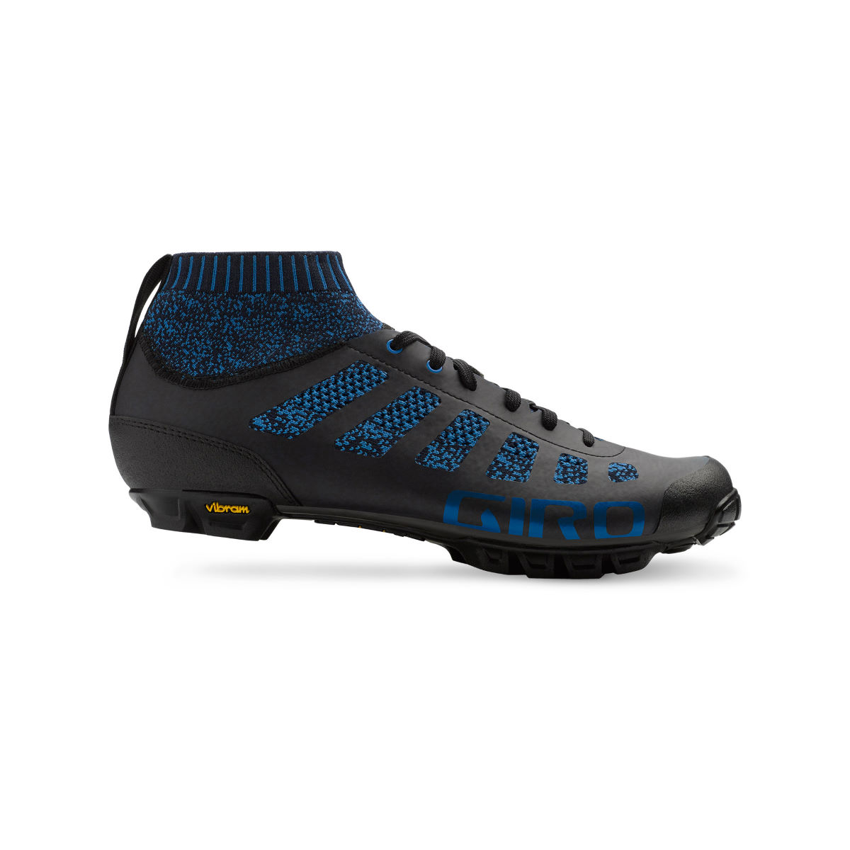 Giro Empire VR70 Knit Off Road Shoe - 41 Midnight/Blue | Offroad Shoes