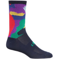 dhb Blok Paint Radsocken