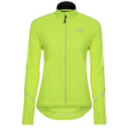 Chaqueta impermeable dhb para mujer