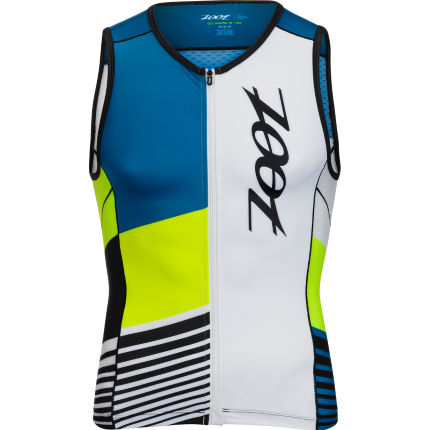 Zoot Team LTD Tri Full-Zip Tank