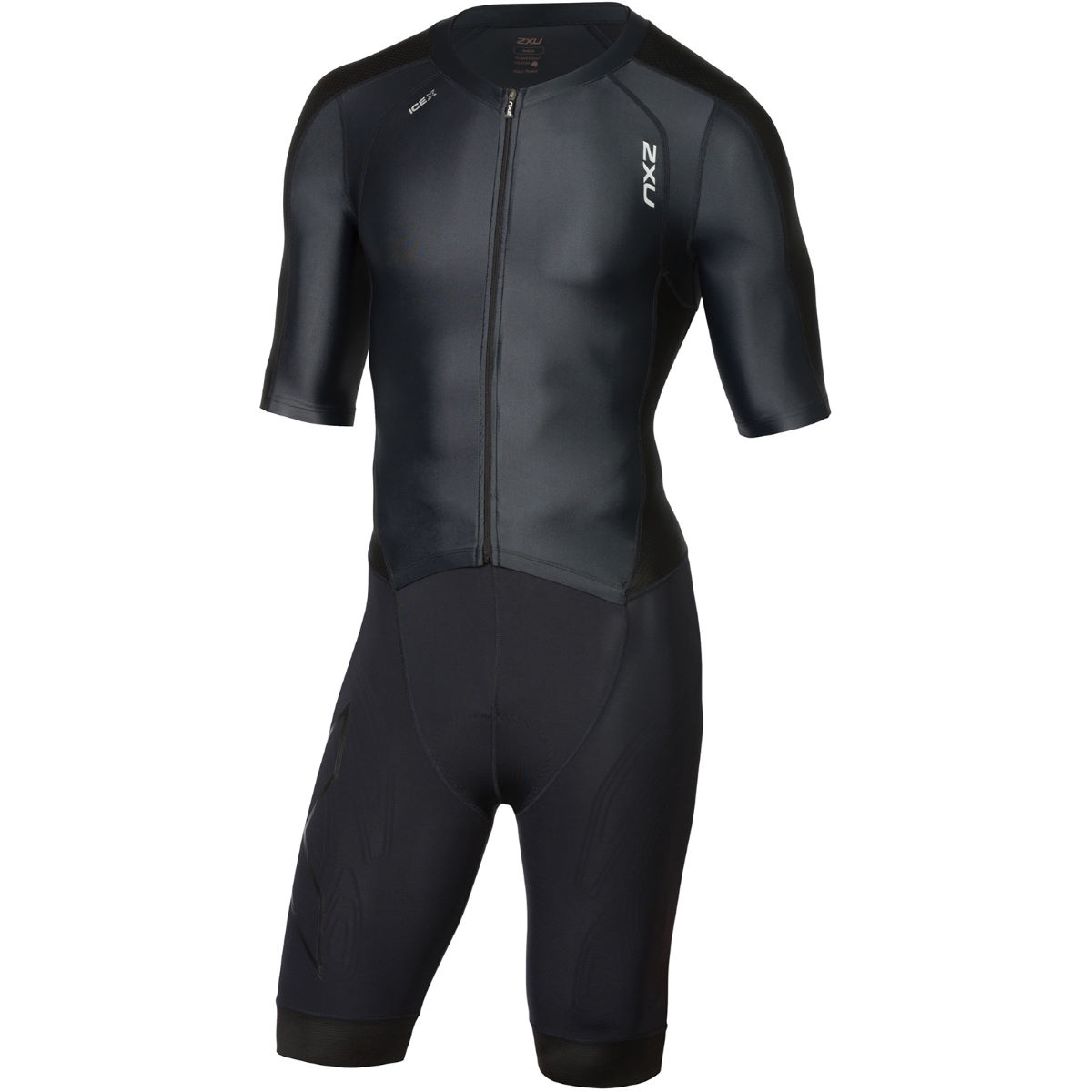 2XU Comp Full Zip Sleeved Trisuit - Trajes de triatlón