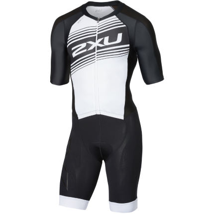 2XU Comp Full Zip Sleeved Trisuit
