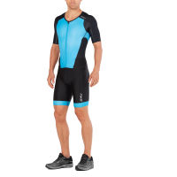 2XU Perform FullZip Sleeved Trisuit
