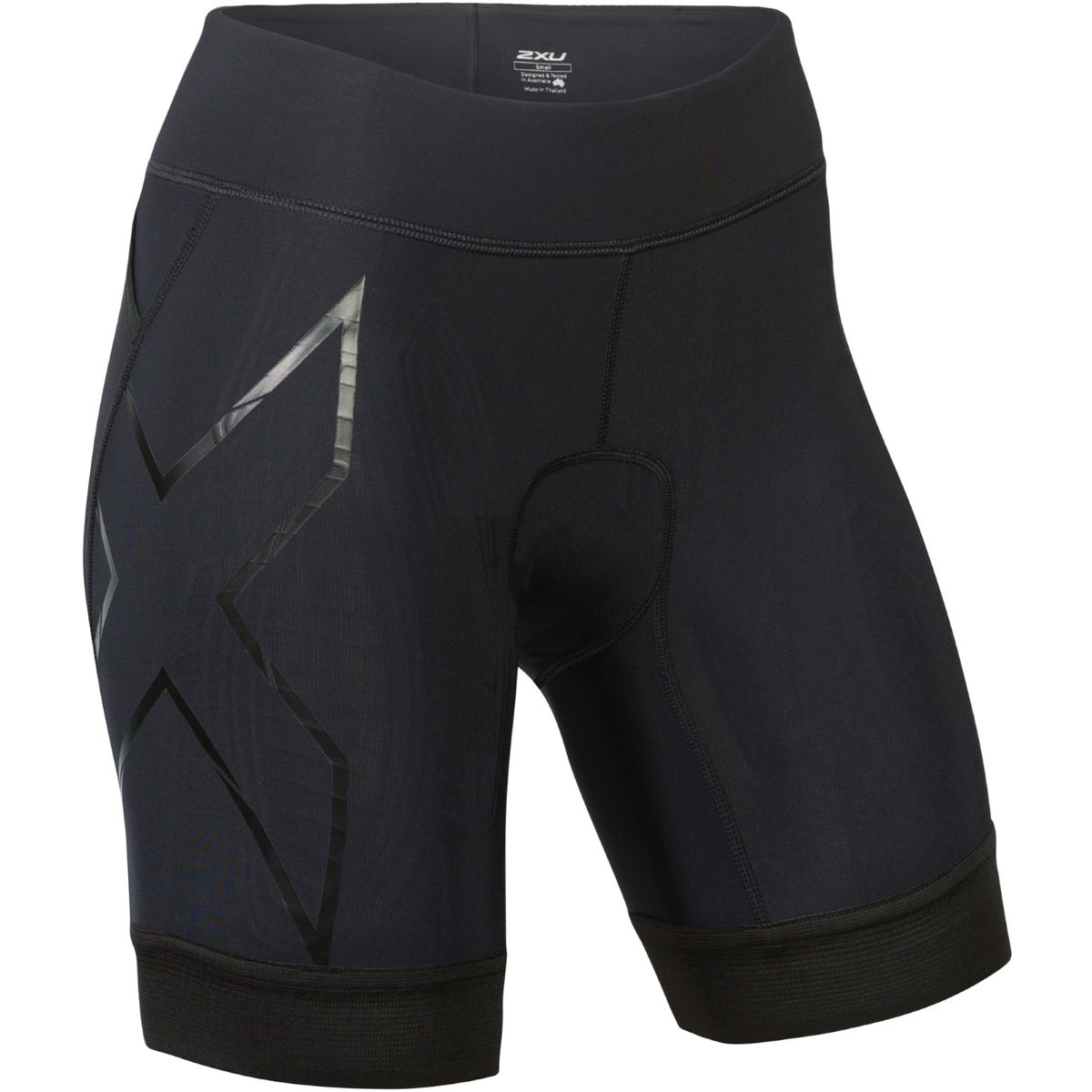 2XU Women's Compression Tri Short - Culotes de triatlón