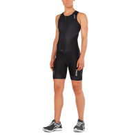 Body triathlon donna 2XU Perform (cerniera anteriore)