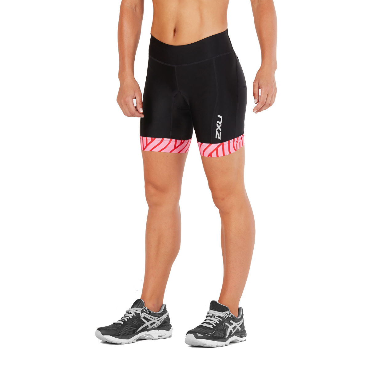 "2XU Women's Perform Tri 7"" Short - Culotes de triatlón"