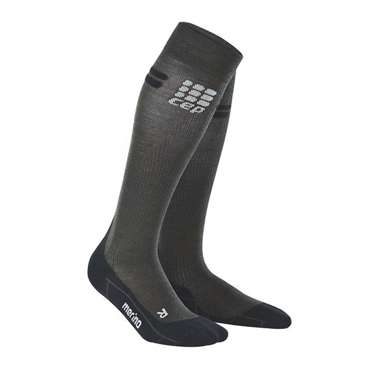 CEP Women's Merino Run Compression Socks - Calcetines para correr