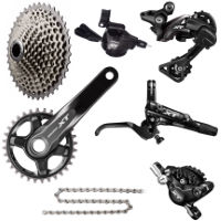 Shimano - XT 1x11 Groupset - No Rotors