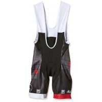 Santini Achieve Cycle Bib Shorts Black XS