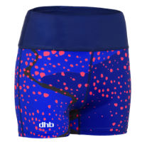 "dhb Womens 3"" Printed Training Short"