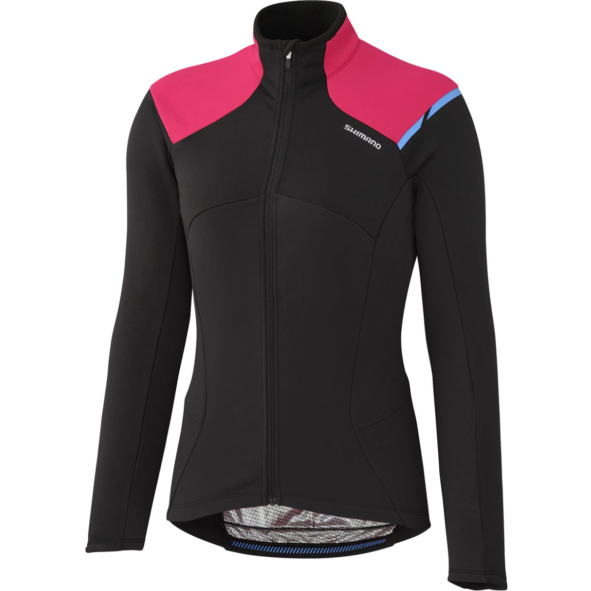 Veste Femme Shimano Performance Windbreak - Extra Large Noir Vestes