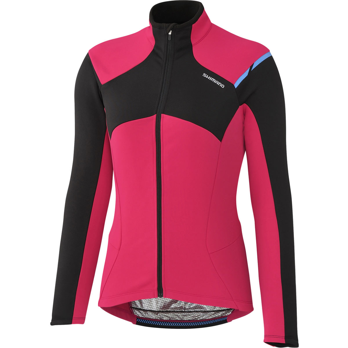 Veste Femme Shimano Performance Windbreak - Medium Rose Vestes