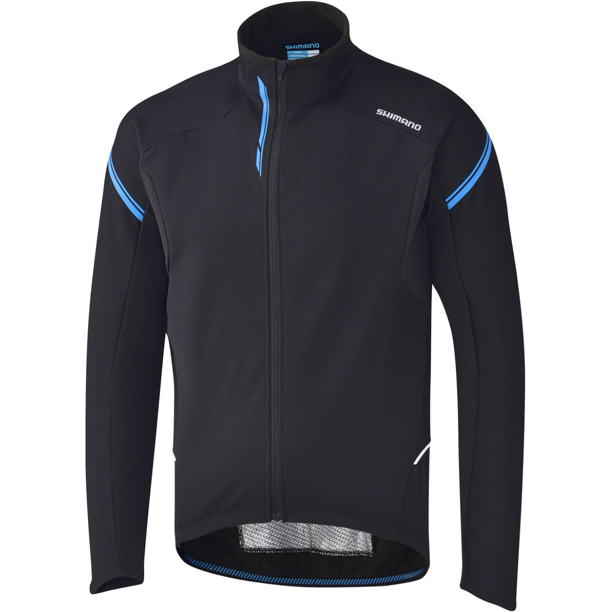Maillot Shimano Performance Windbreak - Large Noir Maillots