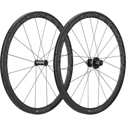 Easton EC90 SL Road Wheelset - Tubular