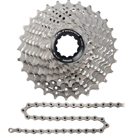 Shimano Ultegra 11sp Cassette and Chain Bundle (11-28)