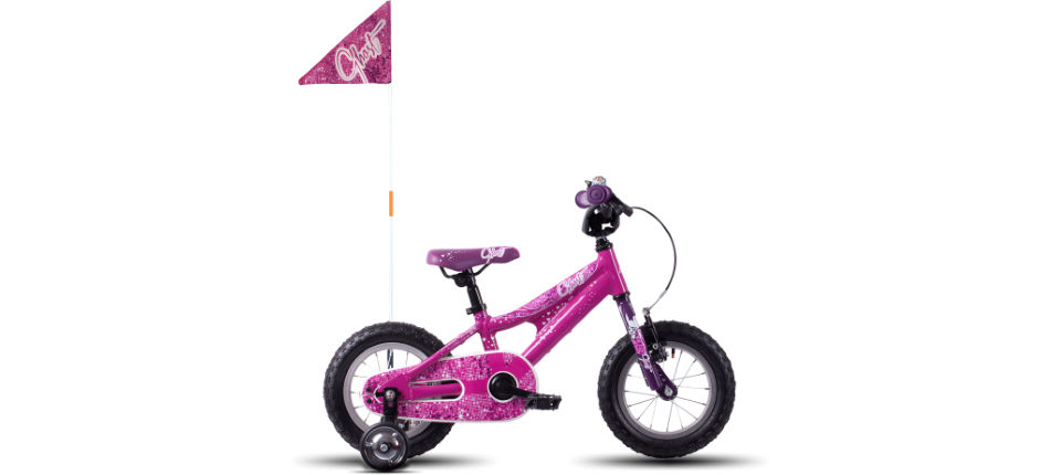 "Picture of Ghost Powerkid 12"" Girls (2018) Bike"