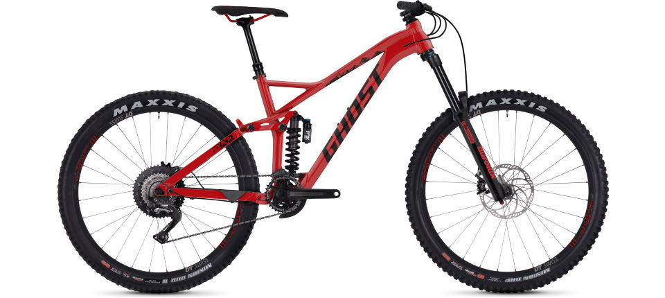 """Picture of Ghost Fr Amr 4.7 27.5"""" Full Suspension Bike"""