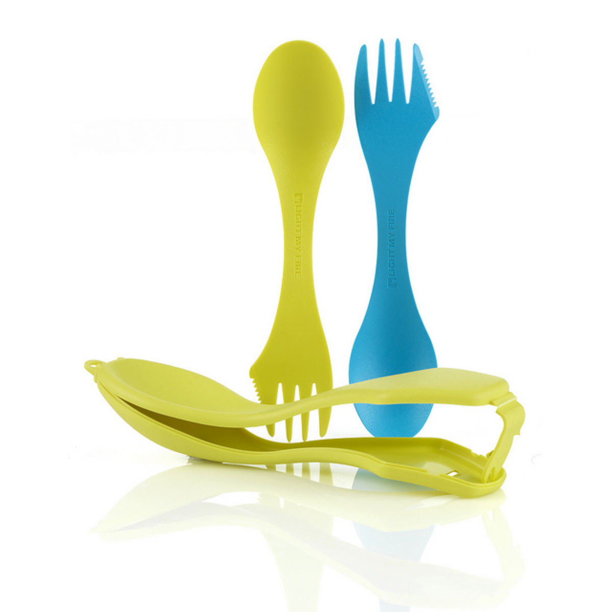 Light My Fire Spork & Spork Case - Cubiertos