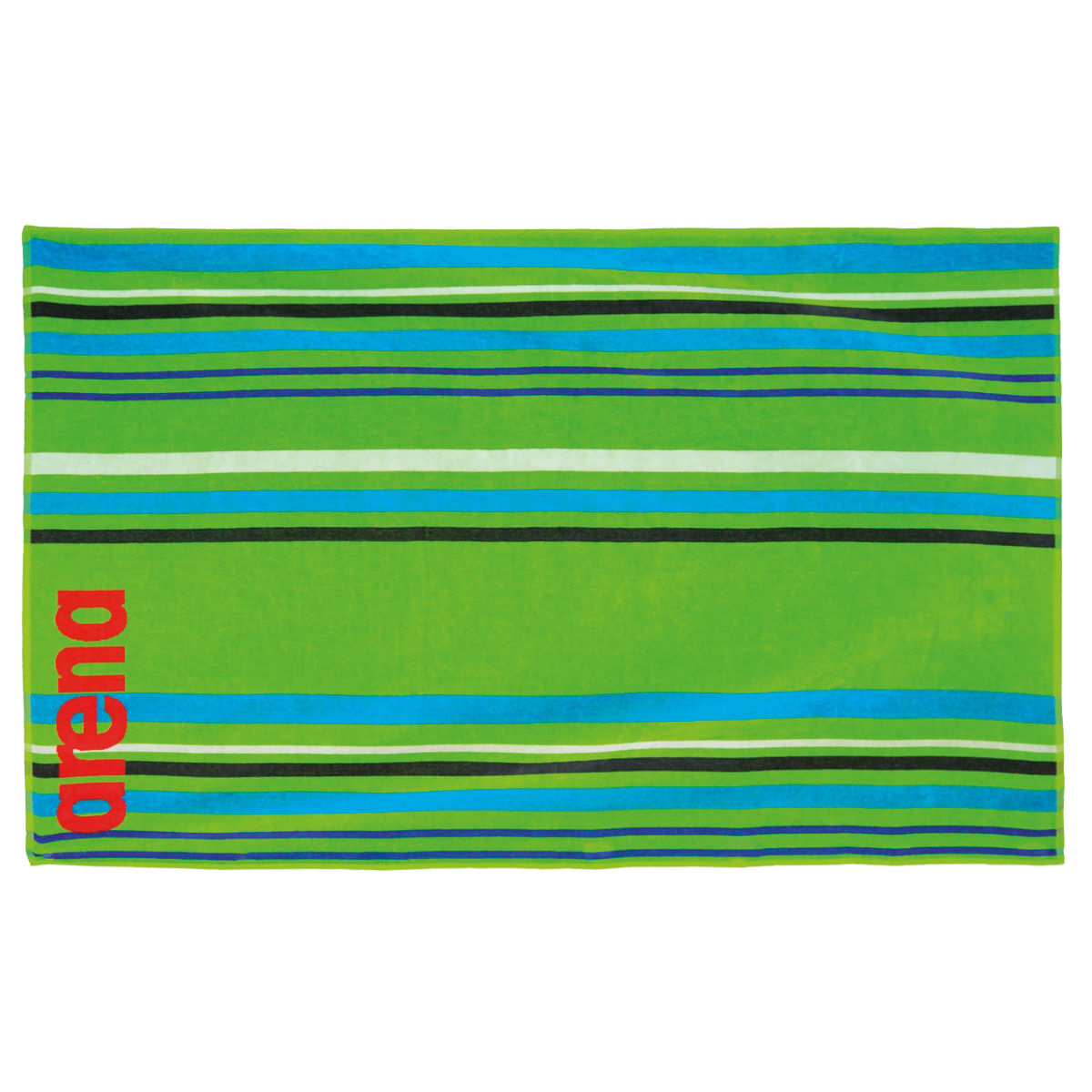 Arena Big Multistripes Towel - Toallas