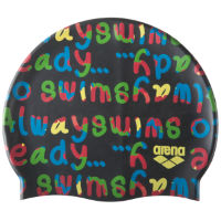 Arena Print Junior Swim Cap