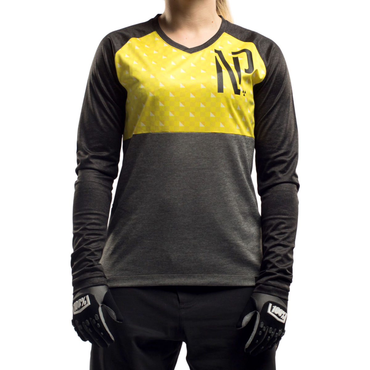 Maillot Femme Nukeproof Blackline NP (manches longues) - X Small