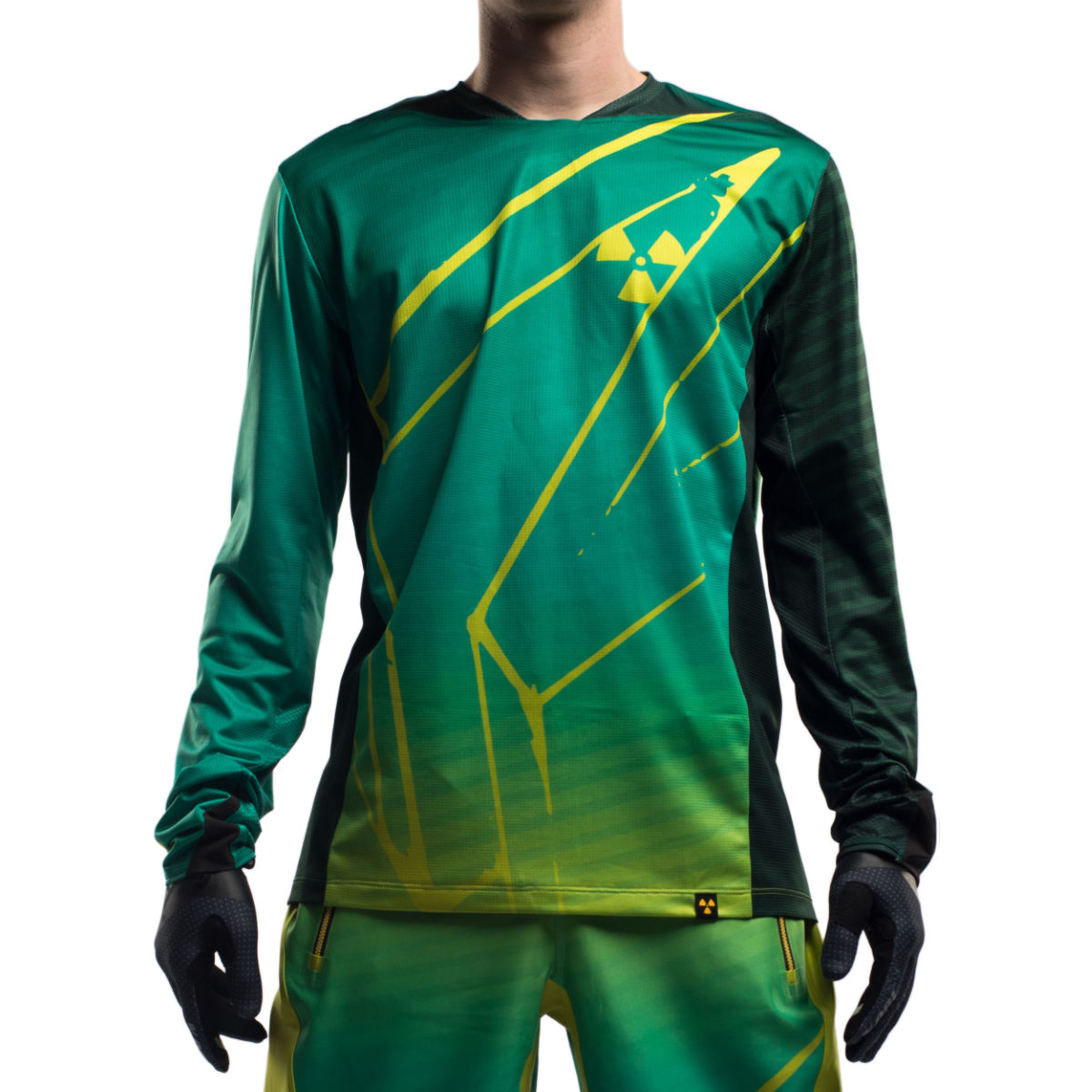 Maillot Nukeproof Kashmir Nsketch (manches longues) - Extra Large