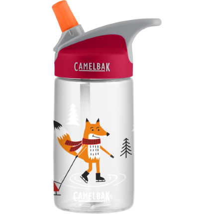 Bidon Enfant Camelbak Eddy Foxes On Ice (0,4 l)