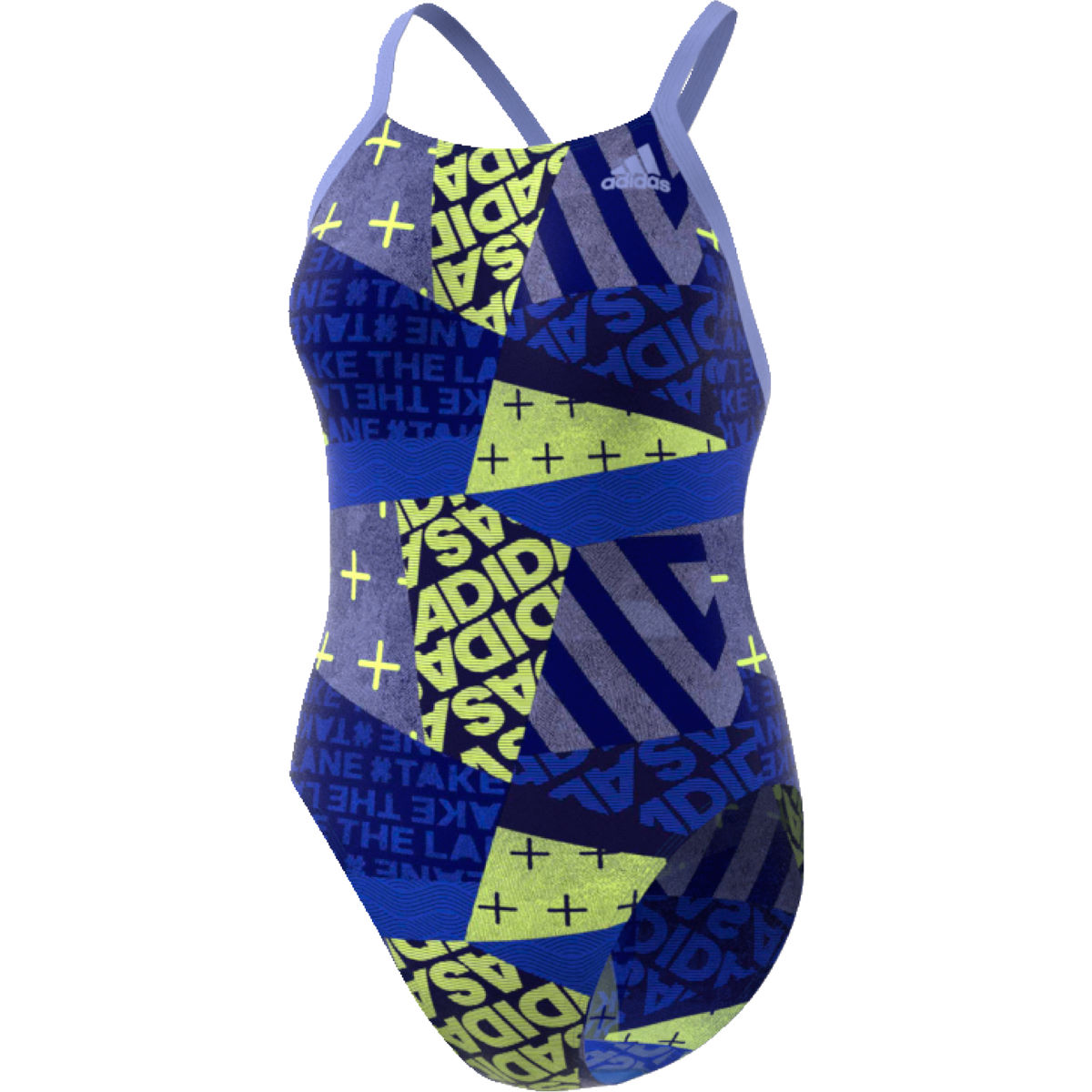 Maillot de bain Femme adidas Performance Training Allover - 32''