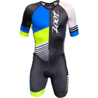 Zoot Team LTD Tri Aero Shot Sleeve Racesuit