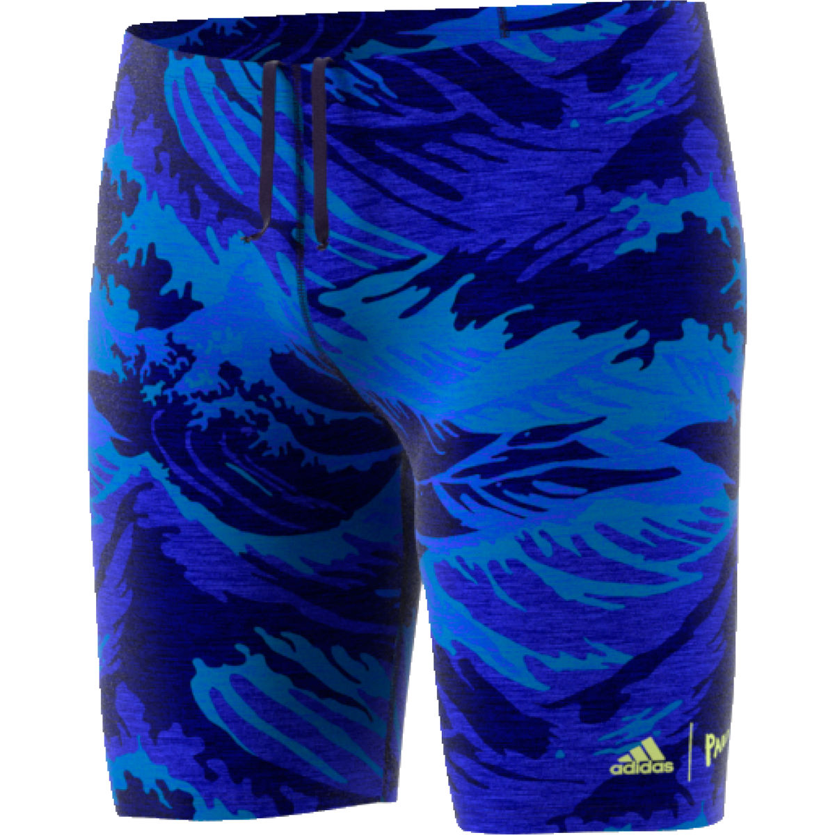 Jammer adidas Parley Fitness - 34'' Ink/Semi Frozen yell