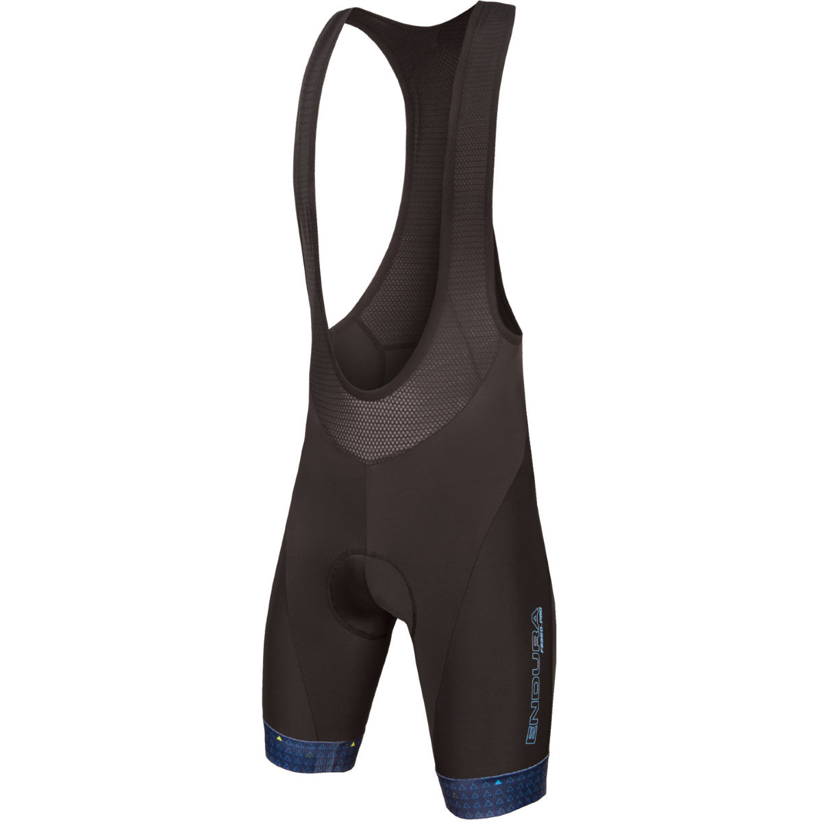 Endura Graphics Bib Shorts - XL Trianglulate | Lycra Cycling Shorts